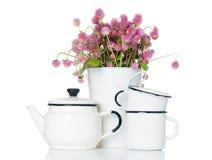 Home kitchen decor Stock Image
