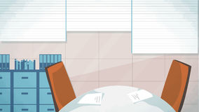 Home kitchenette background Vector for cartoon, animation, advertise, campaign Stock Images