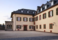Home of Landgraves in Bad Homburg. Germany Royalty Free Stock Photography
