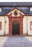 Home of Landgraves in Bad Homburg. Germany.  stock image