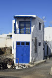 Home in Lanzarote Royalty Free Stock Photo