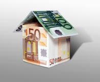 Home loan Royalty Free Stock Photography