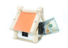 Home loan concept Stock Photos