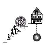 Home Loan Stock Photo