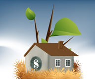 Home Loan Nest Royalty Free Stock Photos