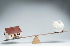 Home Loans Market Stock Photos