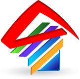 Home logo Stock Photos