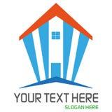 Home logo Stock Photography