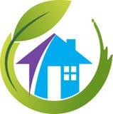Home logo Royalty Free Stock Photo
