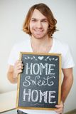 Home lover Royalty Free Stock Photos