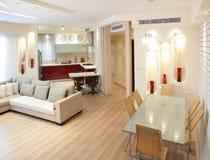 HOME luxuosa Imagens de Stock