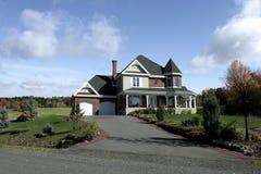 HOME luxuosa Imagem de Stock