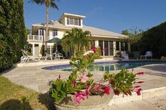 HOME luxuosa fotografia de stock royalty free