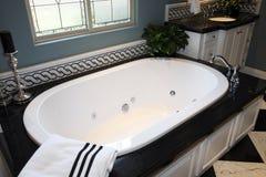 home lyx för badrum Arkivfoton