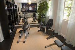 home lyx för idrottshall Royaltyfri Fotografi