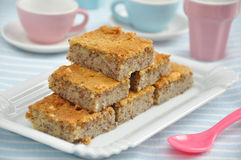 Almond Cake Stock Photos