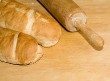 Home-made Bread Stock Images