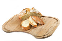 Home made bread Royalty Free Stock Photo