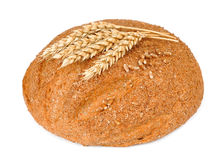 Home-made bread Royalty Free Stock Photo