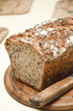 Home-made bread Royalty Free Stock Photos