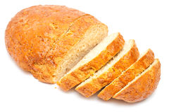 Home made bread Royalty Free Stock Photos