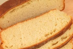 Home made bread Royalty Free Stock Image
