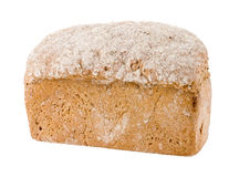 Home made bread. Loaf of home made whole grain bread Royalty Free Stock Photography