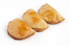 Home made buns Royalty Free Stock Photography