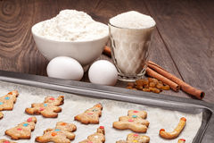 Home made cookies Stock Photo