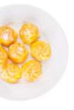Home Made Cream Puff III Royalty Free Stock Images