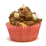 Home made cupcake Royalty Free Stock Image