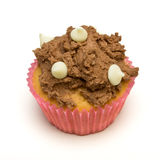 Home made cupcake Royalty Free Stock Images