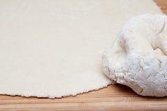 Home made dough Stock Photo