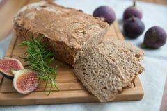Home made fresh bread Stock Photo