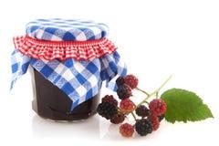 Home made fruit jam Stock Image