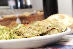Home made italian cuisine Stock Photo