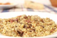 Home made italian cuisine Stock Photos