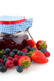 Home made jam Stock Image