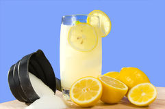Home made lemonade Royalty Free Stock Photo