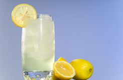 Home made lemonade Stock Photos