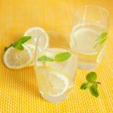 Home-made lemonade Stock Image