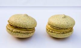 Home-made macarons Stock Image