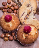 Home made muffins Royalty Free Stock Image
