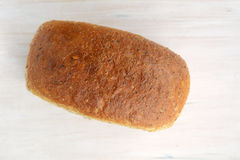 Home made multigrain loaf Royalty Free Stock Photos