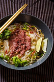 Home made Pho Royalty Free Stock Photos