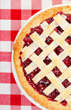 Home made pie Royalty Free Stock Photo