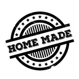 Home Made rubber stamp Royalty Free Stock Photo