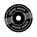Home Made rubber stamp Royalty Free Stock Image