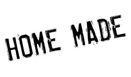 Home Made rubber stamp Stock Images