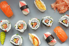Home made Sushi Royalty Free Stock Image